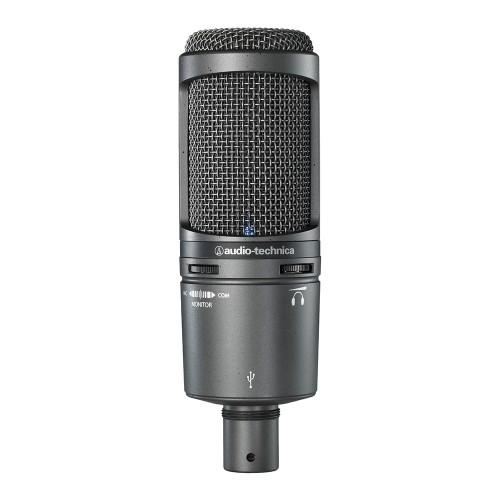 AT2020USB+ USB Cardioid Condenser Microphone Tritonos