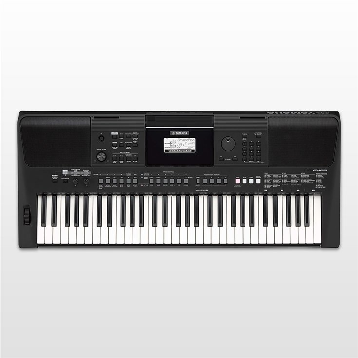 Yamaha PSR E463 Keyboard Tritonos Music Shop
